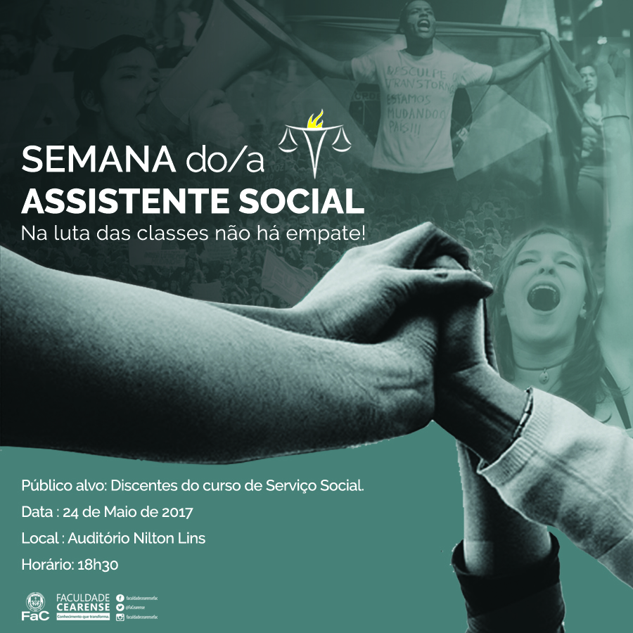 Semana do/a Assistente Social na FaC