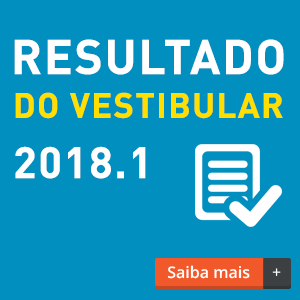 Resultado do Vestibular 2018.1